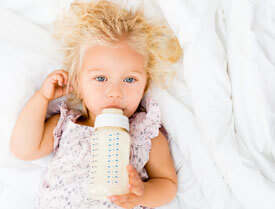Baby Bottle Tooth Decay - Pediatric Dentist and Orthodontist in Dallas, TX