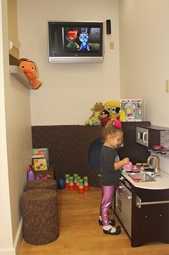 Play Kitchen - Pediatric Dentist and Orthodontist in Dallas, TX
