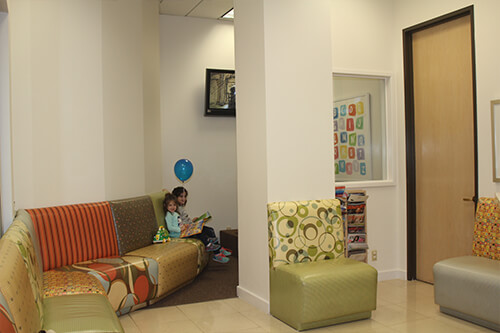 Waiting Room - Pediatric Dentist and Orthodontist in Dallas, TX
