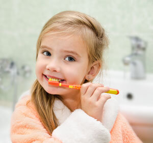 Brushing Teeth - Pediatric Dentist and Orthodontist in Dallas, TX